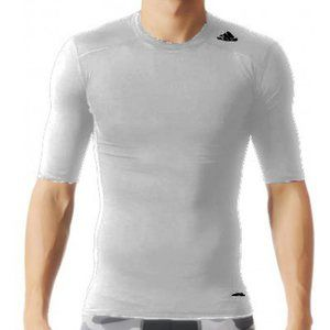 NEW Adidas compression top, Grey, Size: S